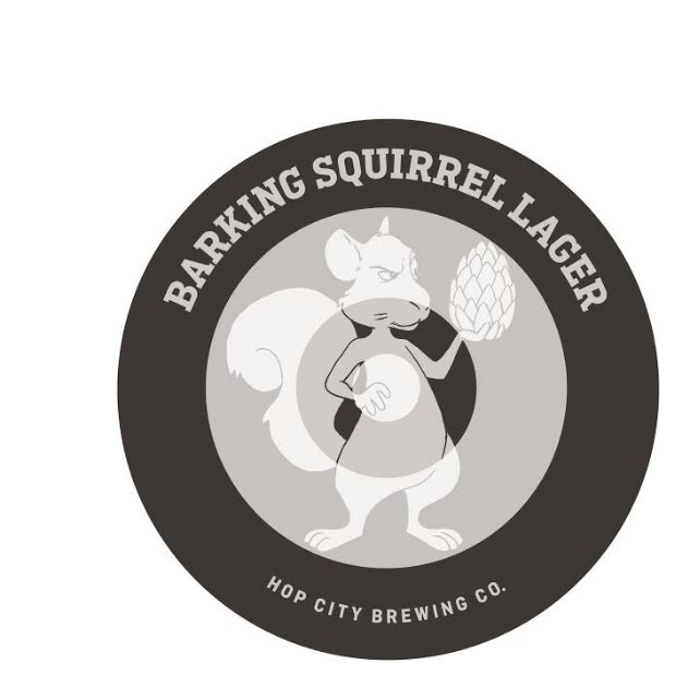 Barking Squirrel