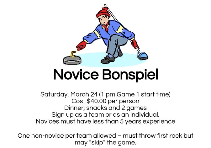 Novice bonspiel